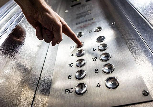 اجزای آسانسور