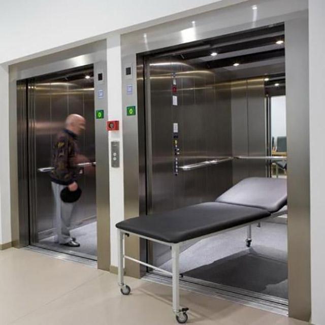 آسانسور بیماربر دوبلکس