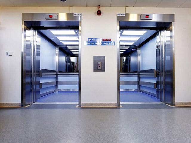 آسانسور تخت بر دوبلکس