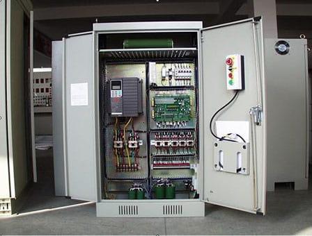 تابلوی کنترل فرمان آسانسور