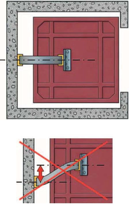 نحوه صحیح نصب تراول کابل زیر کابین آسانسور