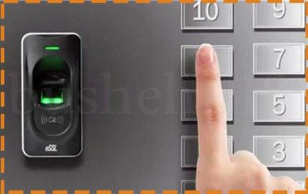 سیستم کنترل دسترسی آسانسور