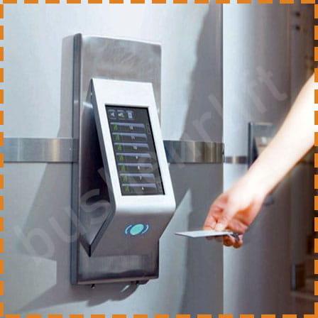 سیستم کنترل تردد و دسترسی آسانسور